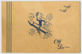 [The Aristocrats' Morning German Dance Ticket Booklet, Hotel Adolphus]