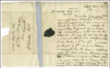 May 10, 1809 letter from Spencer Madan, Bishop of Peterborough to Thomas Haweis