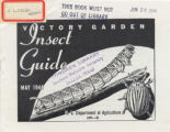 Victory garden insect guide [electronic resource].