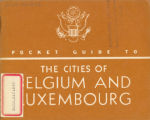 Pocket guide to the cities of Belgium and Luxembourg [electronic resource] / prepared by Special...