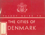 Pocket guide to the cities of Denmark [electronic resource] / prepared by Army Information Branch,...