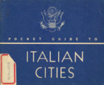 Pocket guide to Italian cities [electronic resource] / prepared by Army Information Branch,...