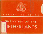 Pocket guide to the cities of the Netherlands [electronic resource]  / prepared by Army...