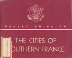 Pocket guide to the cities of Southern France [electronic resource] / prepared by Army Information...