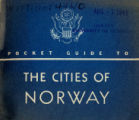 Pocket guide to the cities of Norway [electronic resource] / prepared by Army Information Branch,...