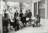 [Horton Foote (in Rocking Chair) and Relatives]