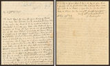 Letter to [The Revd. Mr. Thomas Haweis]. Salutation: ''My very dear Friends.''