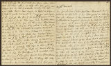 Letter to Mrs. Wadsworth at Mr Ford's Lodgings in the Vineyards