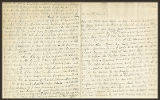 Letter to [The Revd. Mr. Thomas Haweis].