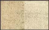 "Letter to [The Revd. Mr. Thomas Haweis]. Salutation: ""My very kind Friends"""