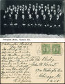 December 9, 1913 postcard from K. A. Jansson, 19 Vallingatan, Stockholm, Sweden to J H Vincent