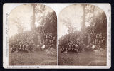 Stereoscopic card: Choir of Chautauqua S. S. Assembly