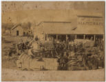 [Town view of Seguin, Texas]