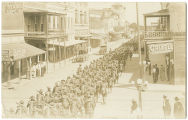 [U.S. Army - 4th Infantry arriving in Brownsville, Texas]
