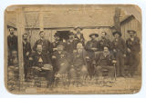 [Group of men, Whitt, Texas]