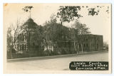 Lincoln County Court House & Annex, Carrizozo, N. Mex.