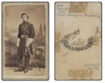 [Lieutenant Colonel George Walter Paschal, Junior, Union Army]