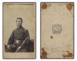 [Second Lieutenant Benjamin F. Bartlett, Union Army]