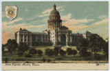 State Capitol, Austin, Texas.