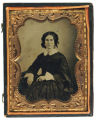 [Jane Elizabeth Van Zile Oliphant, mother of William J. Oliphant (attributed)]