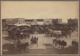 [Town square, Honey Grove, Texas]