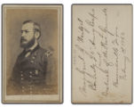 [Major General Godfrey Weitzel, Commander, 25th Army Corps and District of the Rio Grande]