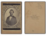 [Unidentified man, copy of cased image]