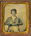 [Private Japhet Collins, Confederate States of America Army]
