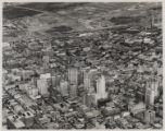 Downtown Dallas - looking west (unlabeled)