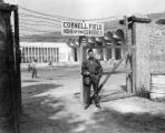 Colonel Cornell, Commanding Officer of the 15th Medical General Laboratories