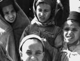 Children in Biskra, Algeria, 1943