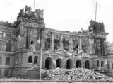 Across the square from the Chancellery, Berlin, late May, 1945