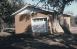 My studio in Bandera, Tex., 1979