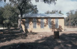 My studio at Bandera, Tex., 1979