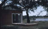 My studio at Twin Lakes, Bandera, Tex., 1979