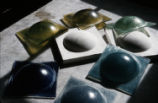 Molded Glass Experiments, O. Medellin