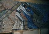 4th Station, Tessera on Paper, St. Bernard Mosaic, Dallas, Tx., O. Medellin