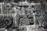 Detail of Relief, Main Temple, Xochicalco