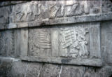 Detail, Stone Relief, Toltec, Tula