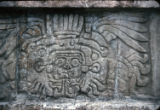 Detail, Stone Relief, Toltec, Ruins of Tula