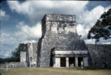 Temple of the Tigers, Chichen Itza
