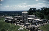 Central Temple, Palenque, Chiap.