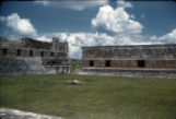 Court and Quadrangle, Uxmal