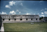 Uxmal, Court of Quadrangle