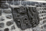 Fragment of Relief, Xochicalco, Stone, Toltec