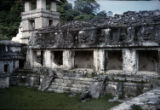 Central Temple, Rear Court, Palenque, Chiap., Mayan