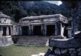 Court Central Temple, Inner Court, Palenque