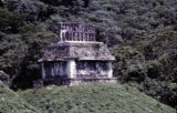 Temple of the Sun, Palenque, Chiapas