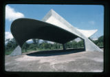 ''The Trinity'', actual concrete chapel, Capilla del Colegio, Mex., S.L.P., Mexico, 1966