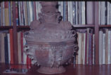 Restoration of Pre-Columbian Urn. Stanley Marcus Collection, Dallas, Tex.